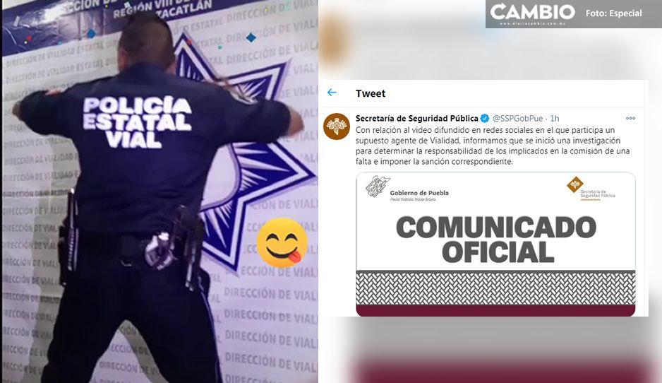 SSP sancionará a Daniel Castañeda por grabar TikTok en las instalaciones