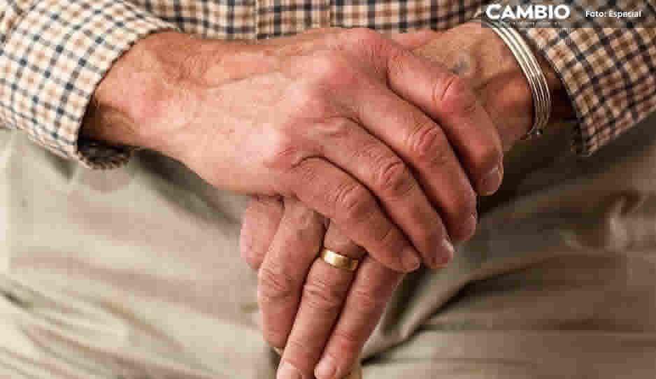 Incendio provoca muerte de abuelito en Atlixco
