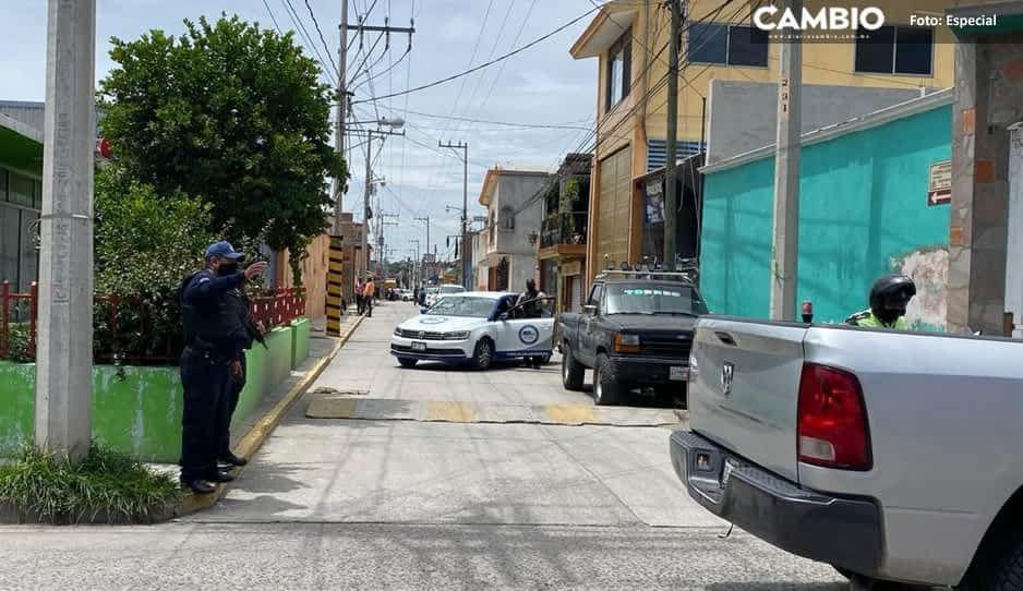 Ubican bodega con artículos robados durante megaoperativo de FGE en Huejotzingo