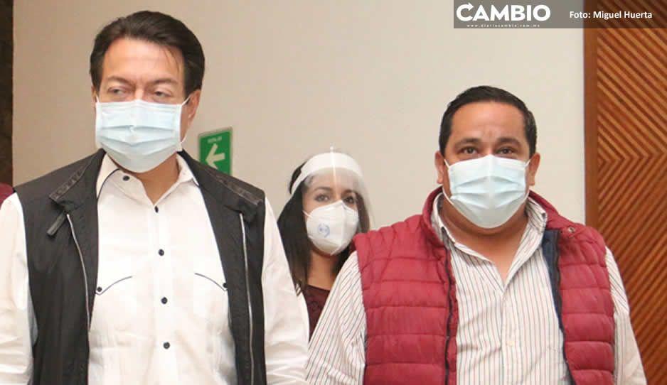 Garmendia y Evangelista traidores:  apoyan campaña de Pablo Salazar