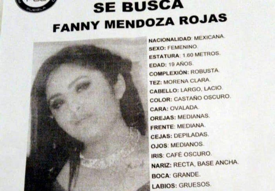 Desaparece Fanny Mendoza en la Belisario Dominguez ¡Ayuda a encontrarla!