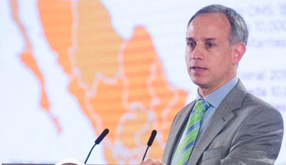 Gatell presentará mañana semaforización estatal: Gobers ya corrigieron sus datos