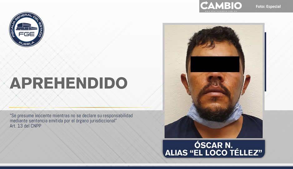 Ordenan prisión preventiva para El Loco Téllez, capo del huachicol