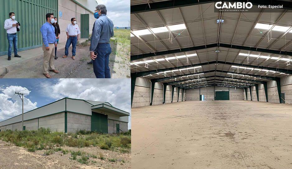 Ayuntamiento de Chalchicomula recupera terrenos entregados a Granjas Carrol por gobiernos anteriores