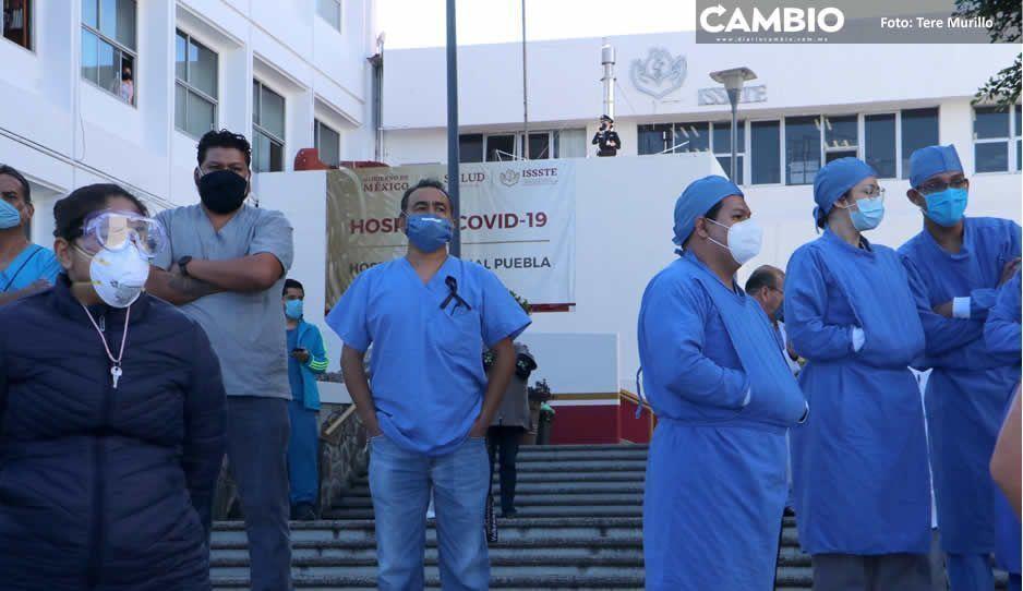 Ningún doctor quiere trabajar en  Puebla; siguen vacantes 300 plazas