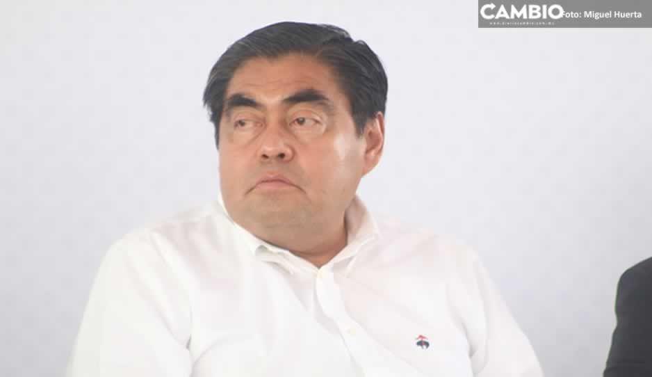 Celebra Barbosa triunfo de Mario Delgado como dirigente nacional de Morena
