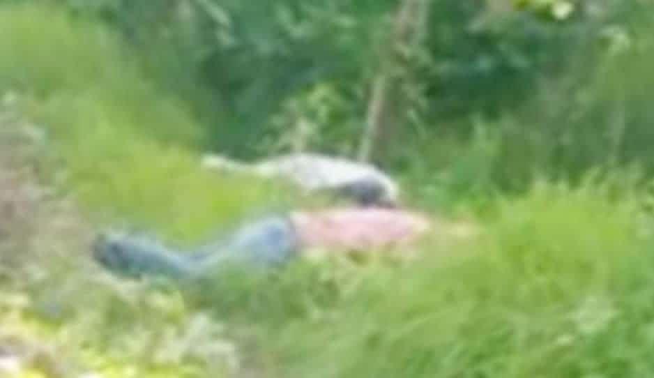 Localizan cadáver baleado en Huejotzingo