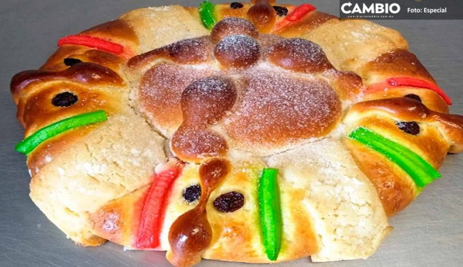 ¡Vaya locura! Fusionan pan de muerto con la rosca para crear la Roscamuerta