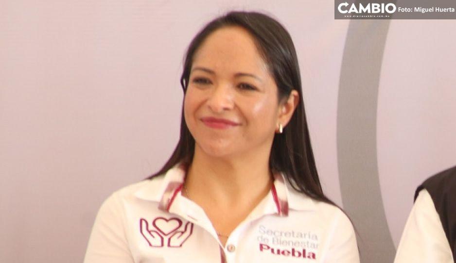 Lizeth Sánchez está aislada en su casa y asegura sentirse bien pese a haberse contagiado de COVID