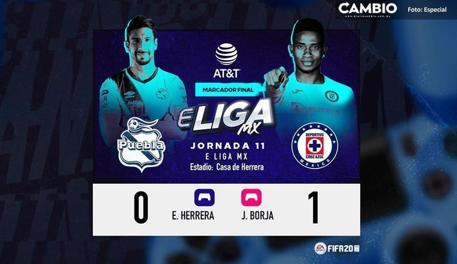 ¡Pero que tragedia! Eduardo Herrera pierde 1-0 contra Cruz Azul