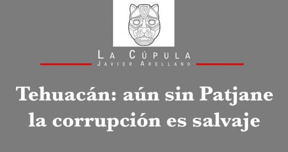 Tehuacán: aún sin Patjane la corrupción es salvaje