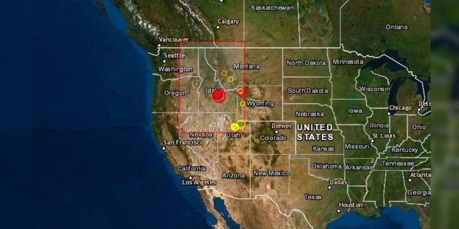 Sismo de 6.4 en Estados Unidos en plena expansión del Coronavirus (VIDEO)
