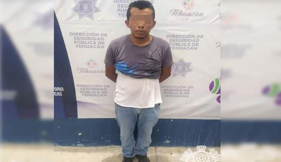 Detienen a El Chica Mala, líder narcomenudista, en Tehuacán