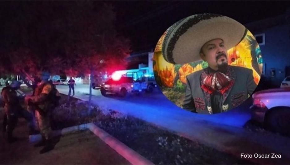 Comando armado ejecuta a jefe de escoltas de Pepe Aguilar