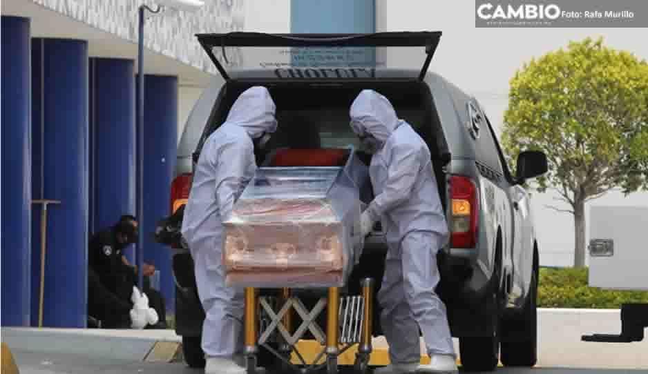 ¡Catastrófico! Puebla rompe barrera de los 10 mil infectados por coronavirus (VIDEO)