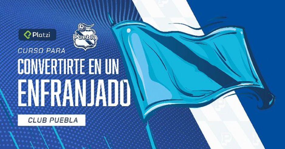 Club Puebla impartirá cursos línea para que aficionados conozcan la historia del equipo