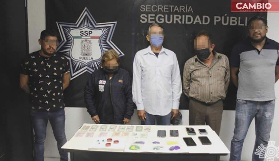 Detienen a líder, dos menores y otros integrantes de la peligrosa banda La Bolita