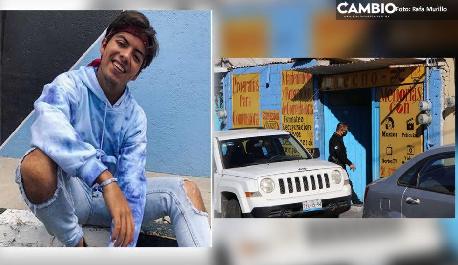 Van por los homicidas de Alan Padilla; catean local de computadoras en Barrio de Santiago (VIDEO)