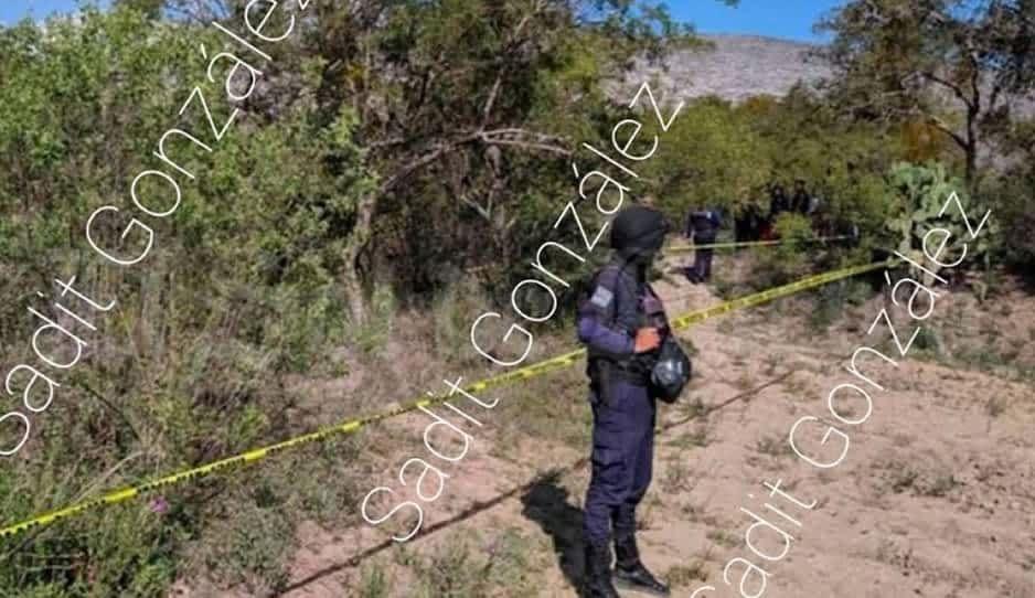 Hallan adolescente colgado de un árbol en Cañada Morelos