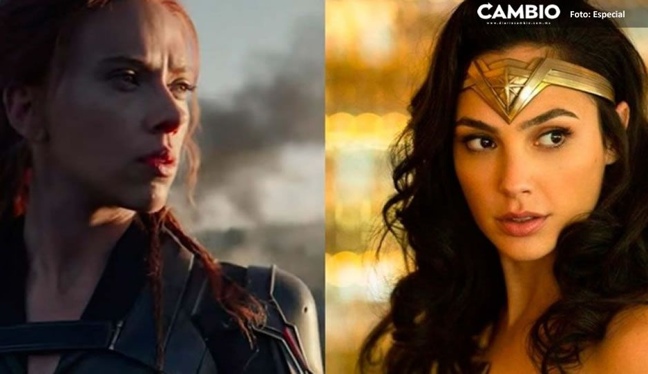 ¡Noooo! Black Widow y Wonder Woman 1984 nuevamente podrían aplazar su estreno