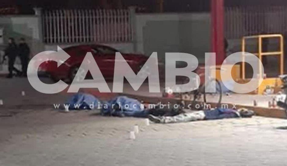 CJNG disputa plaza de Tecamachalco y Amozoc