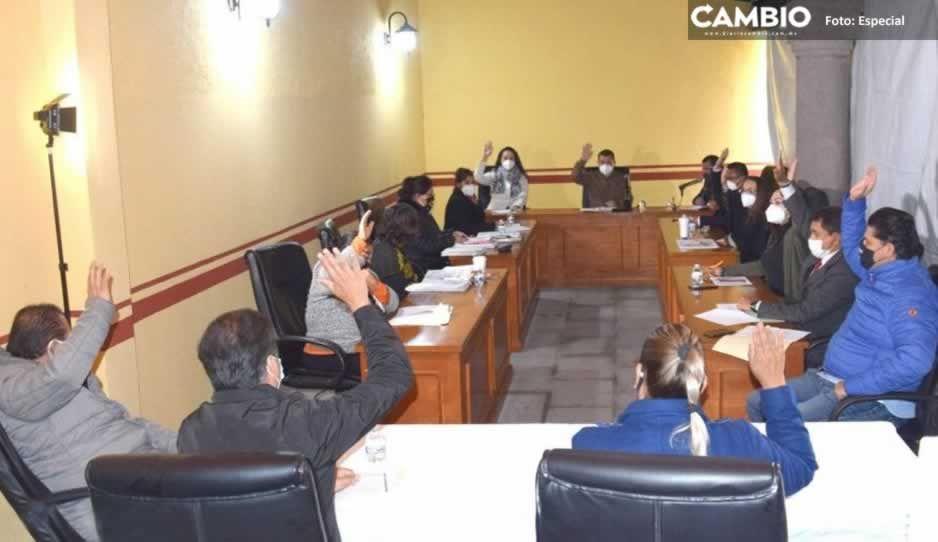 Toma protesta Cabildo de San Pedro Cholula a nuevo juez municipal