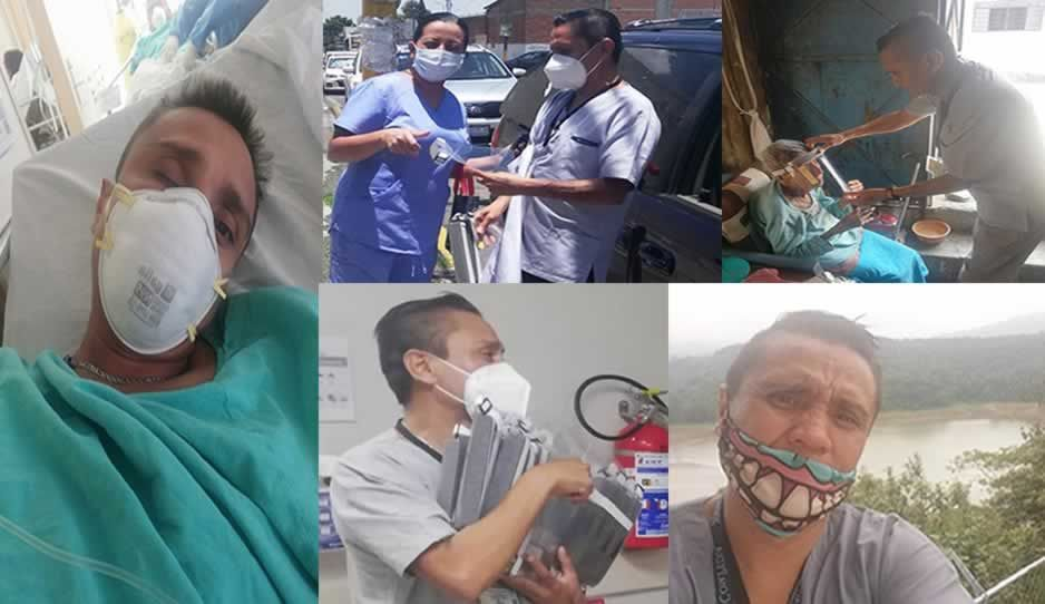 Trágica y heróica: así vivió y murió el Dr. Juan José Callejas (VIDEO)