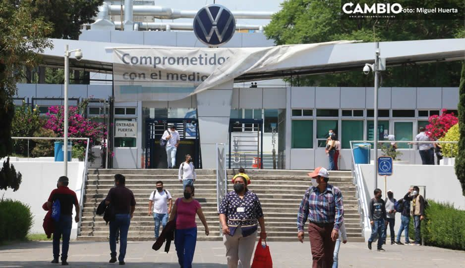 Volkswagen deja atrás el Covid: retomará su producción de manera formal el próximo miércoles