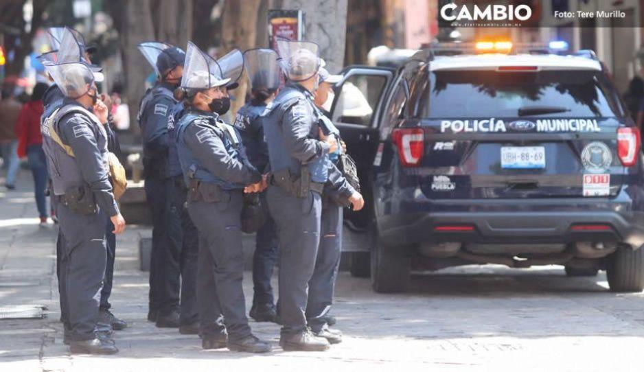 Contagiadero en la Policía Municipal: Tres jefes de zona se infectan y contagian a 30 elementos
