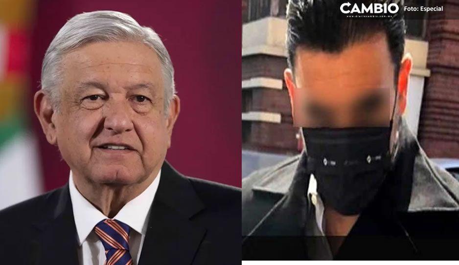 Extorsionaba en nombre de Julio Scherer Ibarra; lo detiene la Guardia Nacional