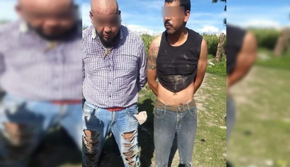 Capturan a responsables asalto a Banco Azteca en Chietla y homicidio
