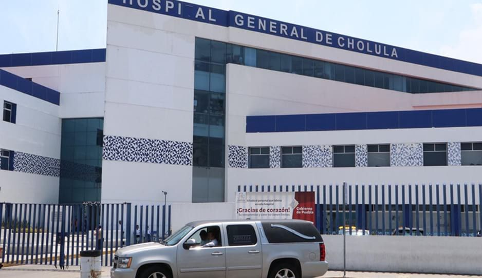 Al 90% la ocupación de hospitales COVID en zona conurbada de Puebla