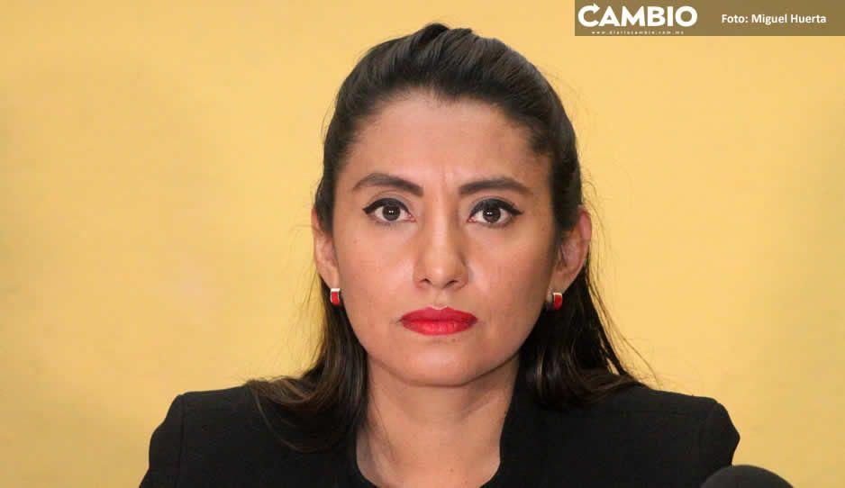 Reclama madre de niña pateada en Huejotzingo a Angélica Alvarado por la liberación del agresor