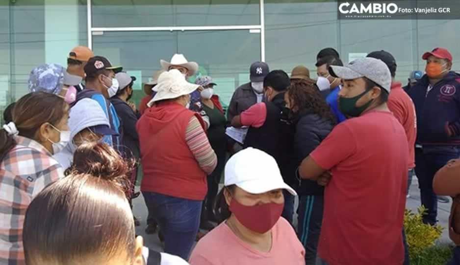 Pobladores de La Purísima de Hidalgo y Alseseca denuncian fraude de viviendas y créditos