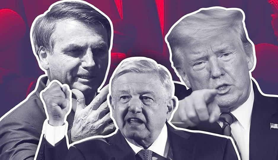 Los países con más muertos están liderados por populistas: agencia AP
