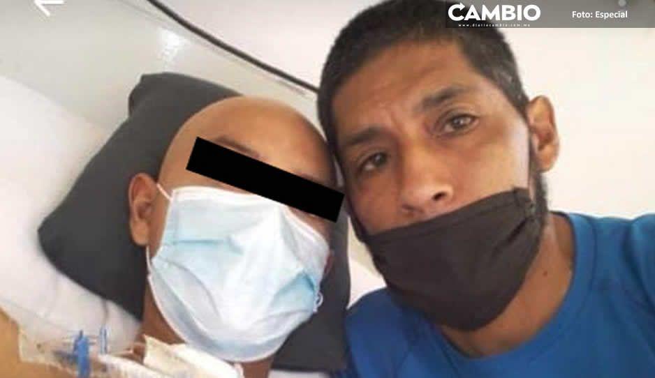 Papá realiza rifa para comprar medicina  para Leonel, joven de 19 años con leucemia