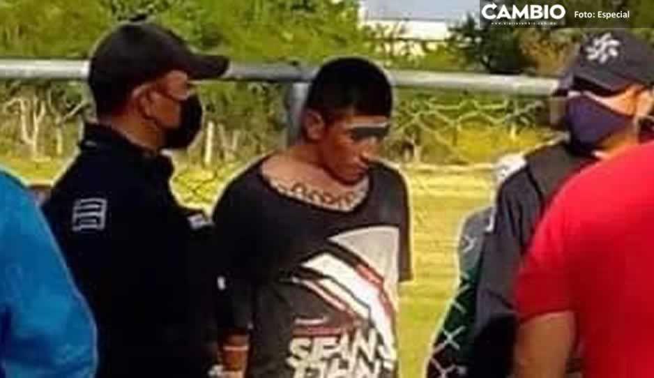 Rata se salva de ser linchado en Izucar de Matamoros