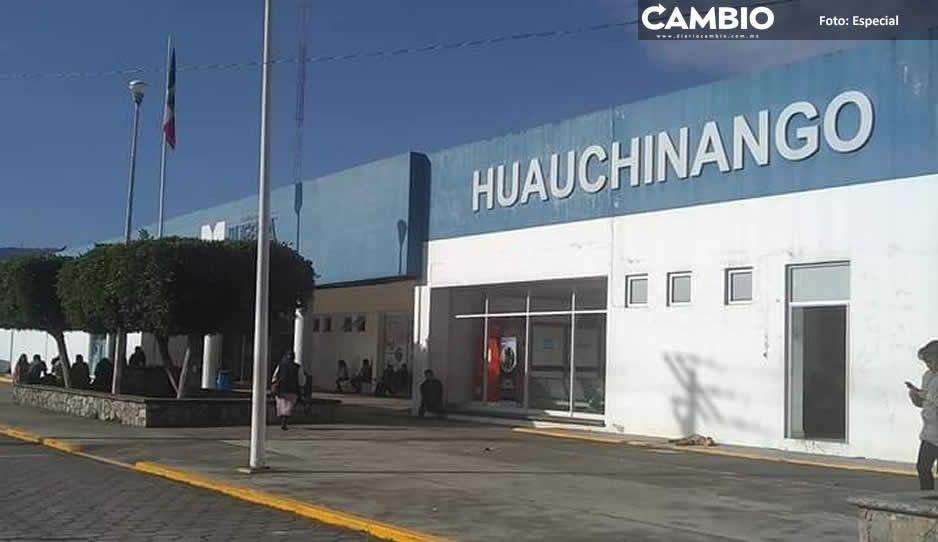¡Que siempre sí! Hay contagios en trabajadores de la jurisdicción sanitaria 01 de Huauchinango