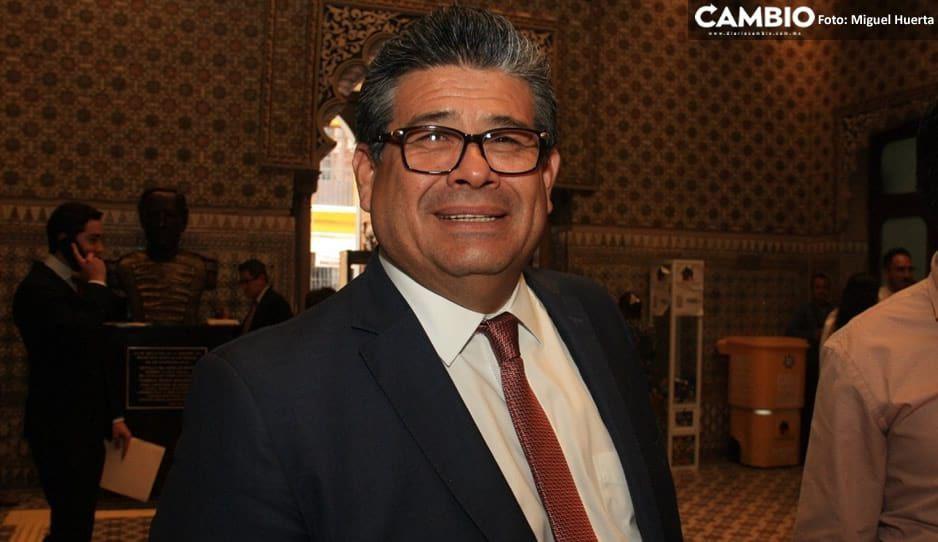 Javier Casique anuncia voto de abstención del PRI para eliminar el Fuero