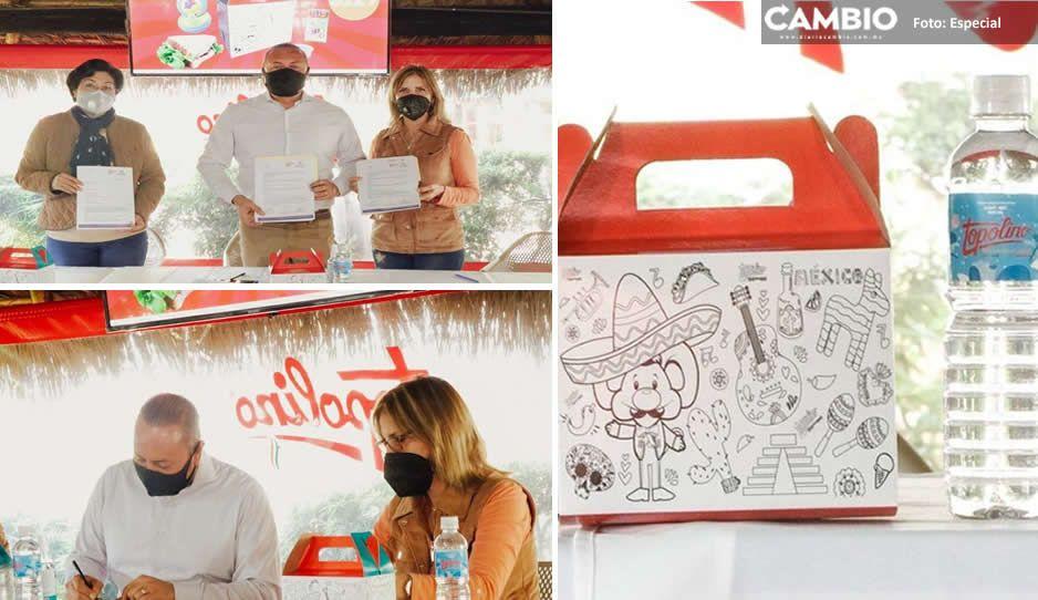 Gobierno y Topolino promueven al Pueblo Mágico de Atlixco a través de Concurso de Dibujo