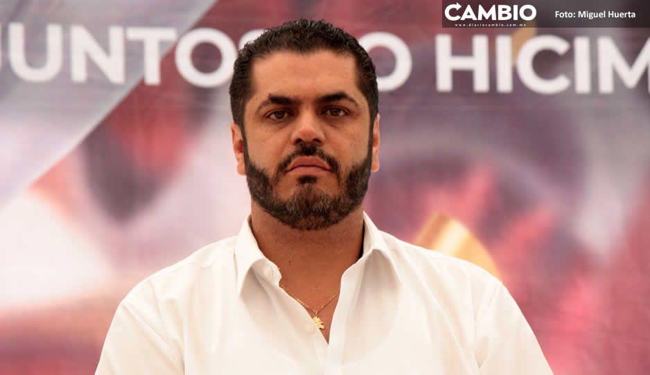 Felipe Patjane sigue siendo alcalde de Tehuacán,  Artemio Caballero es sólo edil sustituto: síndico