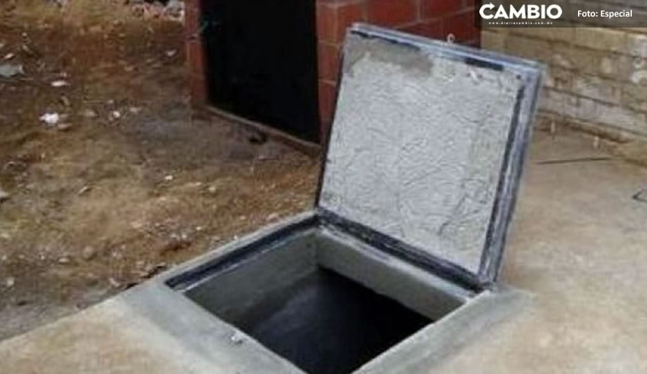 Lunes de tragedias en Puebla; un hombre muere al caer en una cisterna y otro se intoxica