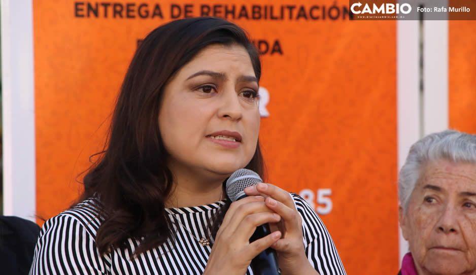 Claudia jura y perjura que Ayuntamiento no recibe moches de ambulantes