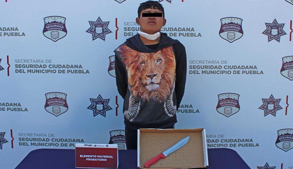 Cae rata relacionado con el homicidio de un hombre en zona de La Fayuca