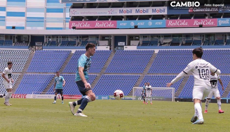La Franja vence a Pumas Tabasco 3-1 en el Cuauhtémoc