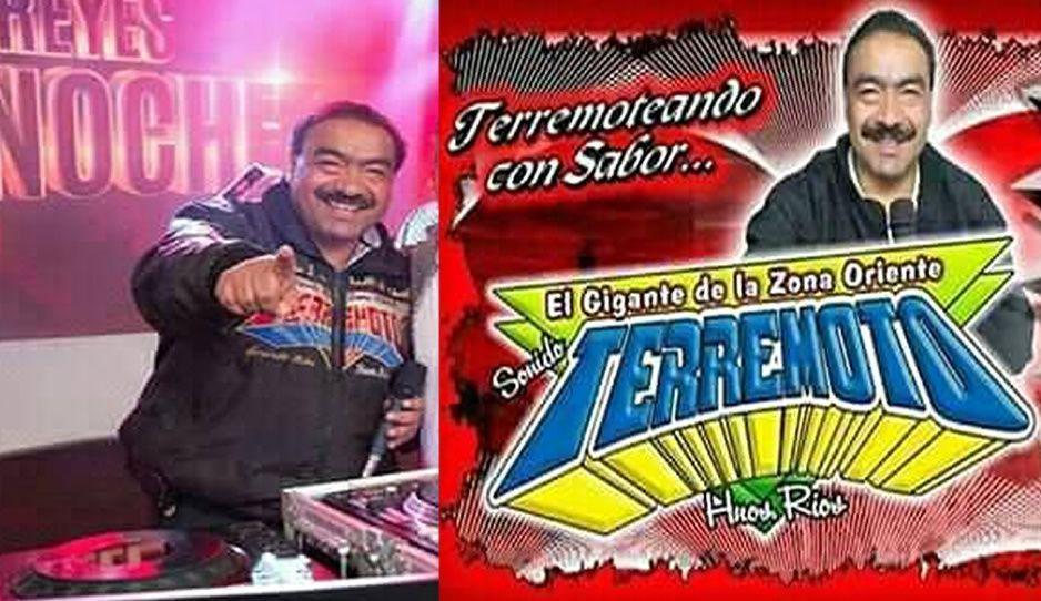 ¡Terremotooooo! Muere Gerardo Ríos de Sonido Teremoto, sospechoso de Covid