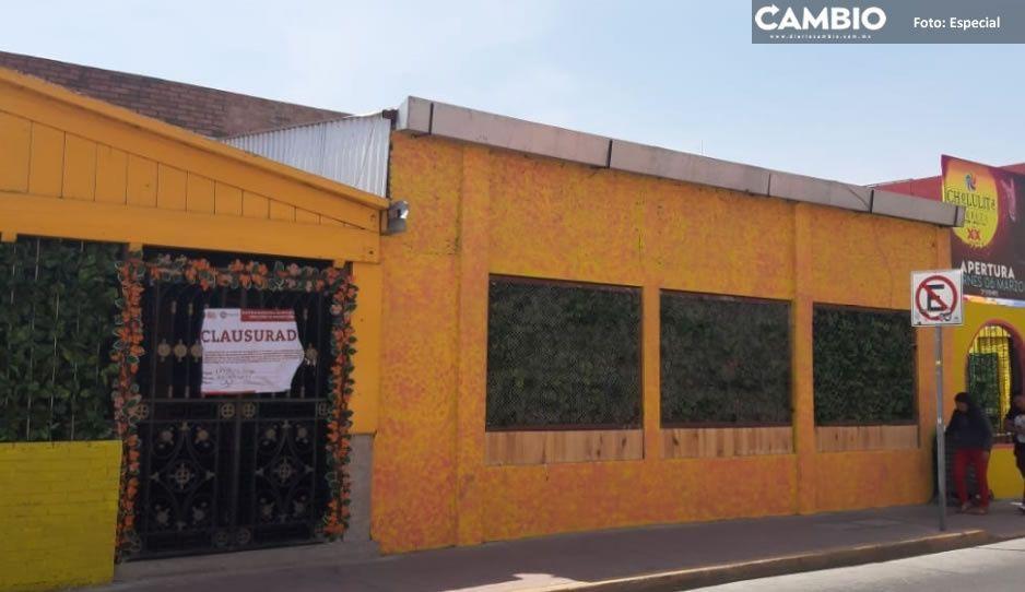 Balacera en San Andrés Cholula deja tres  jóvenes heridos en Bar Cholulita Terraza