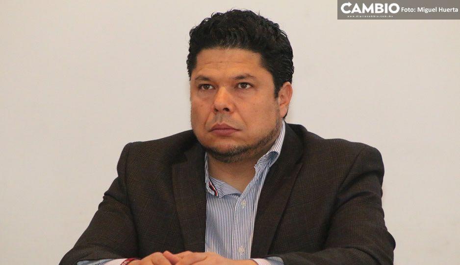 Eliminación del fuero será un gran paso para la justicia en Puebla: Biestro