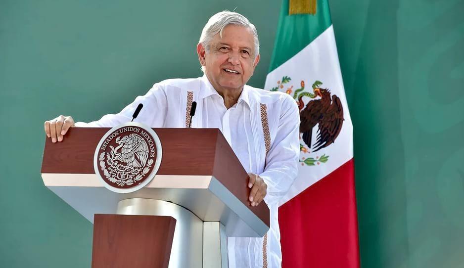 AMLO asegura que México no ha sido tan golpeado por la pandemia