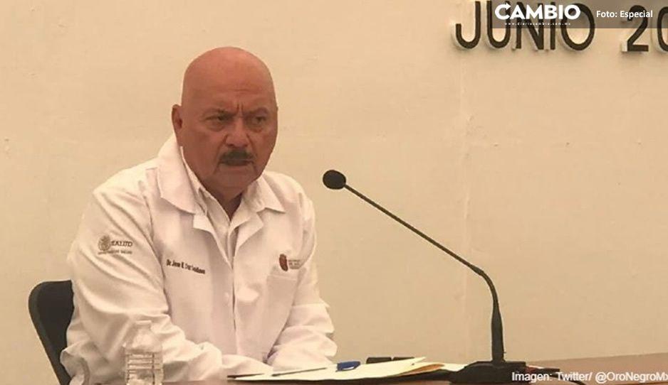 ¡Qué perro oso! Secretario de Salud en Chiapas confunde la llegada de polvo de Sahara con turista extranjero